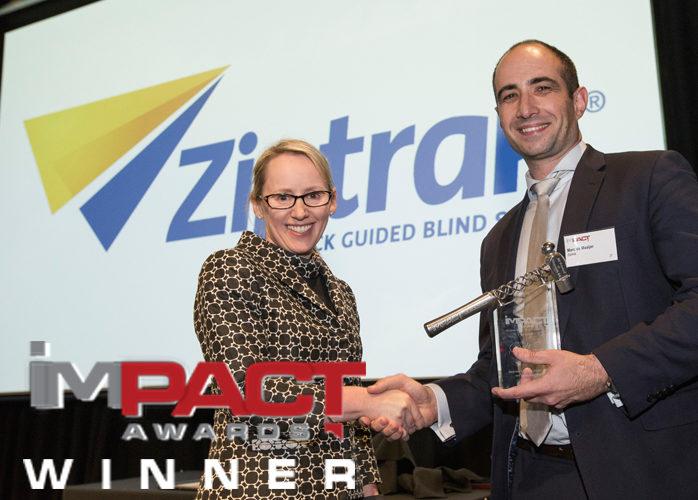 Ziptrak®-wins-The-Impact-Awards